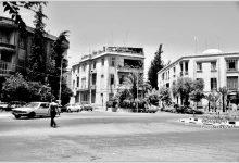 صورة دمشق 1983- ساحة النجمة