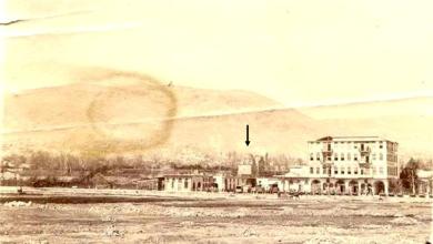 دمشق – المدرسة الفروخشاهية والتربة الأمجدية في العقد الأول من القرن العشرين (3)