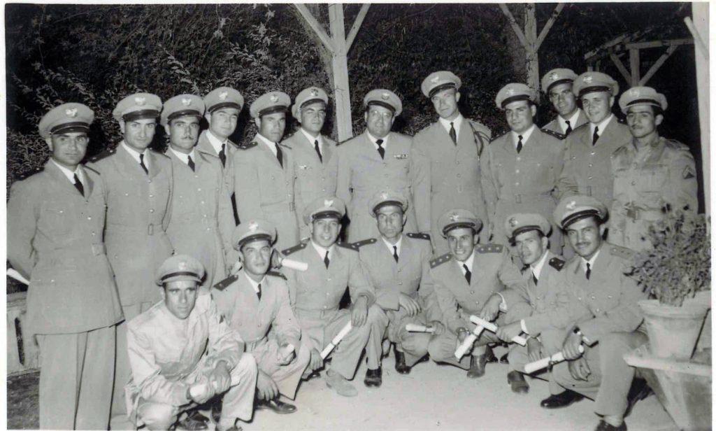 دمشق 1955- دورة الرياضة العسكرية الأولى في الجيش السوري