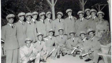 صورة دمشق 1955- دورة الرياضة العسكرية الأولى في الجيش السوري
