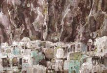 معلولا .. لوحة للفنان أحمد مادون