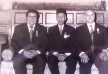 صورة دمشق 1974 – مؤسسي رابطة المنشدين الدينيين