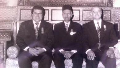 دمشق 1974 - مؤسسي رابطة المنشدين الدينيين
