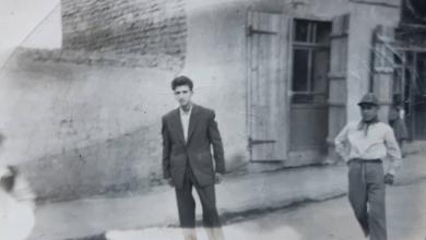 الرقة - حي العجيلي في الخمسينيات (2)