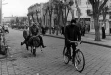 Homs 1964: Shukri al-Quwatli Street