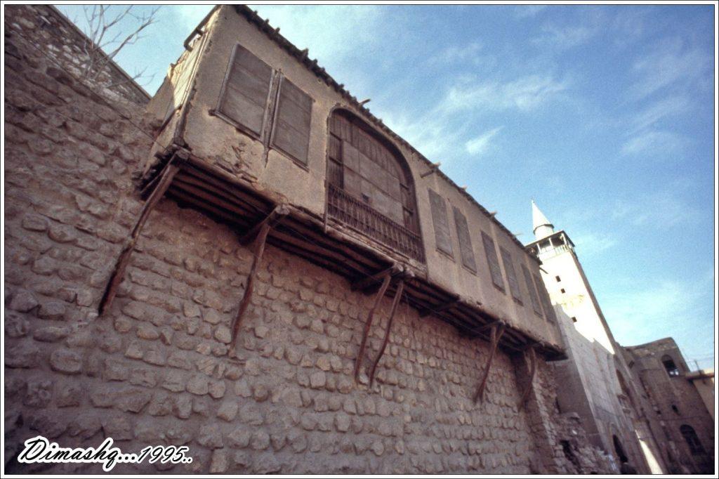 دمشق 1995 - باب شرقي