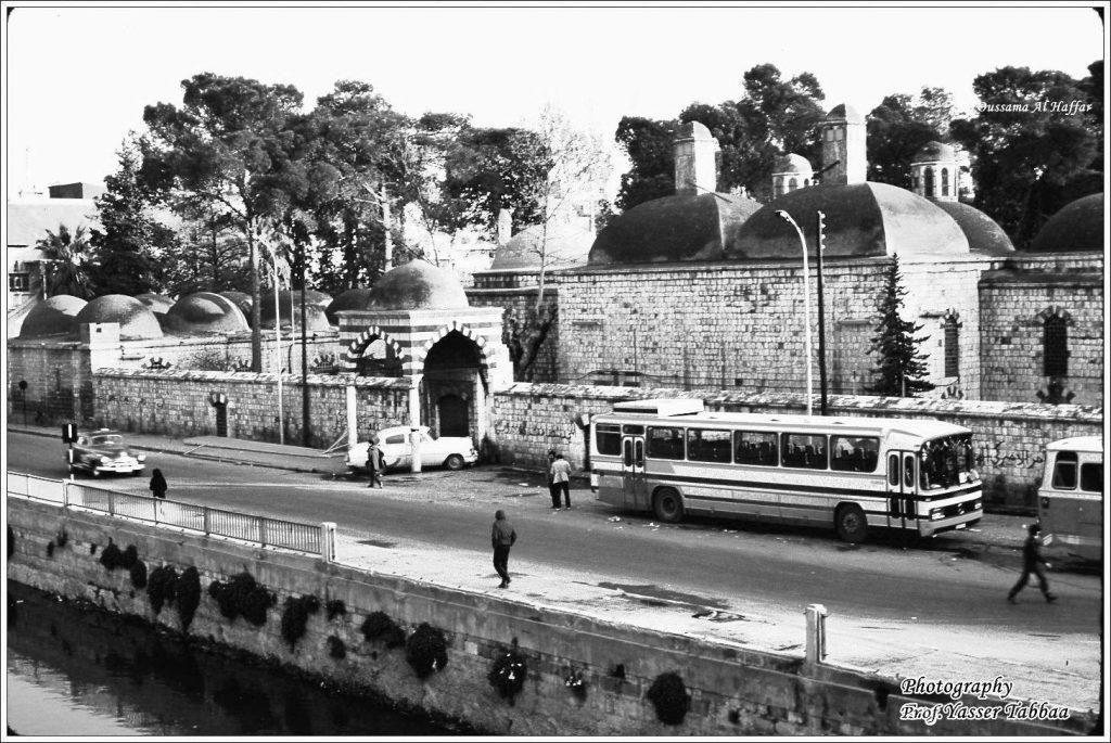 دمشق 1983- التكية السليمانية..