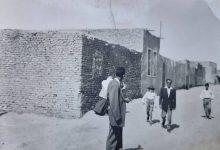 الرقة - حي العجيلي في الخمسينيات (1)