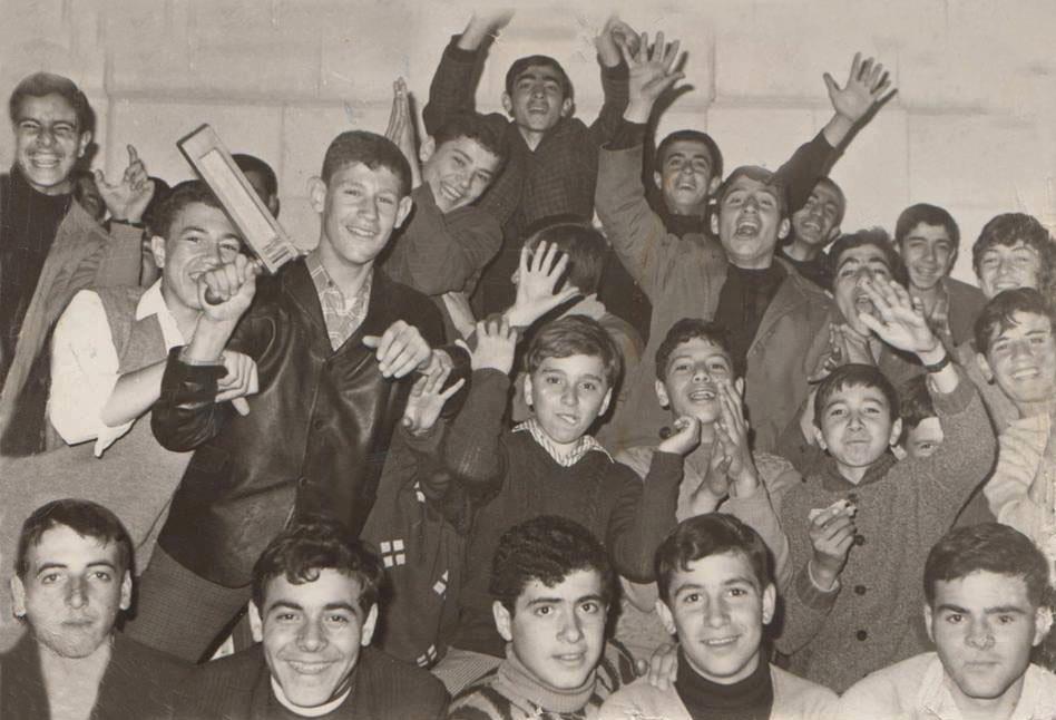 جمهور دمشق -كاس الجمهورية لكرة السلة عام 1968