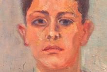 """""""فؤاد"""" لوحة للفنان  ميشيل كرشة"""