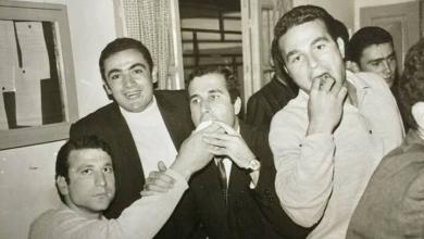 صورة نادي اللاذقية عقب الفوز ببطولة الجمهورية لكرة الطائرة عام 1969