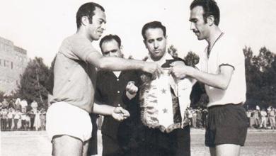 فريق تبغ حلب و نادي الأهلي المصري في حلب 1970