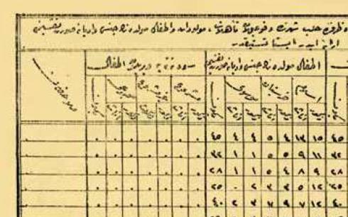 صورة من الأرشيف العثماني.. تقرير عن الوضع الصحي لمدينة حلب في أيار 1905