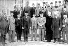 صورة أعضاء الكتلة الوطنية في حمص