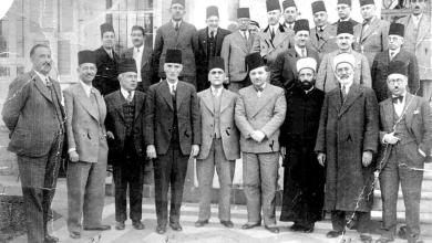 أعضاء الكتلة الوطنية في حمص