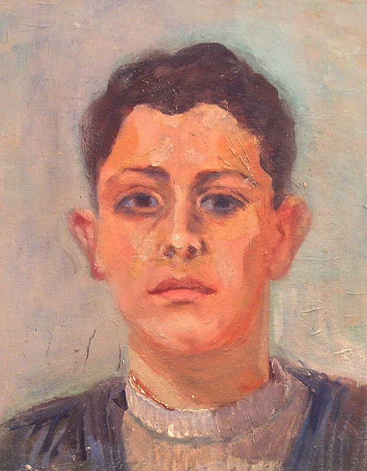 """""""فؤاد"""" لوحة للفنان  ميشيل كرشة (5)"""