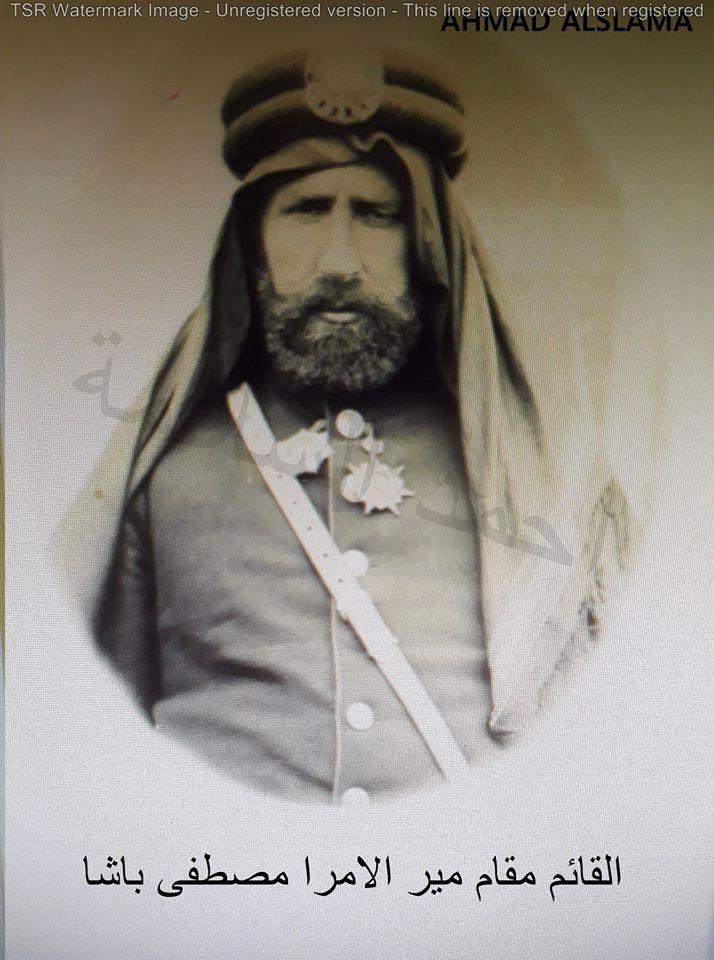 من الأرشيف العثماني – كتائب فرسان الحميدي