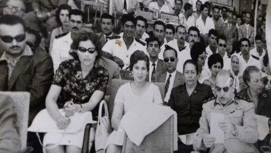 اللاذقية 1961- افتتاح مسبح وفندق الشاطىء الأزرق