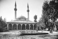دمشق 1914 - التكية السليمانية..