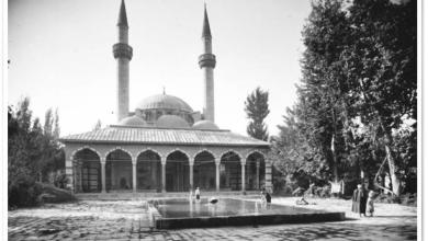 صورة دمشق 1914 – التكية السليمانية..