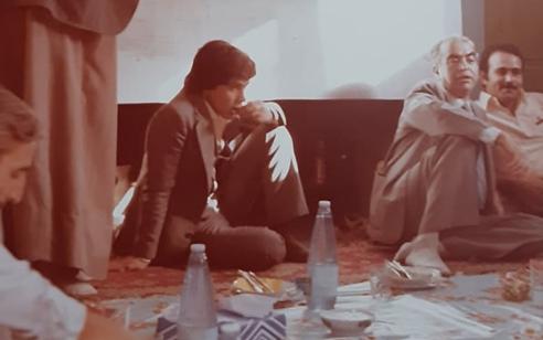 صورة الرقة 1981 –  ديوان آل العجيلي .. من فعاليات الندوة الدولية لتاريخ الرقة (1)