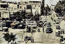اللاذقية 1958 - الشيخضاهر - كازية الصهيوني - الكراجات القديمة