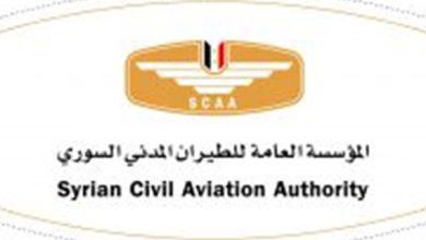 المؤسسة العامة للطيران المدني