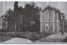 صورة المشفى الحميدي والمدرسة الطبيّة العثمانيّة
