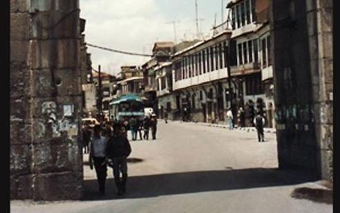 دمشق 1992 - باب شرقي