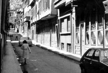 دمشق 1983 - جادة التكريتي في الروضة