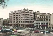 صورة دمشق في الخمسينيات – فندق سمير اميس وفندق قطان بمحلة فكتوريا