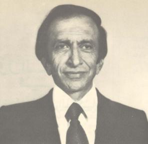 عبد الروؤف الكسم عام 1981م