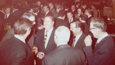 ناجي جميل وأحمد عنتر في السبعينيات