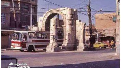 دمشق 1983 - طالع الفضة..قوس التترابيل