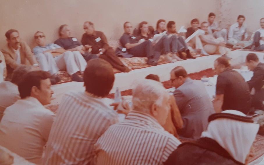 الرقة 1981 - ديوان آل العجيلي .. من فعاليات الندوة الدولية لتاريخ الرقة (3)