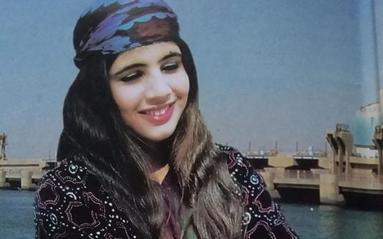 صورة وجه من الرقة .. مجلة العربي عام 1999 (1)