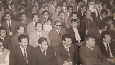 من فعاليات نادي الرشيد بالرقة عام 1963 (4)