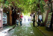 صورة حي القيمرية في دمشق