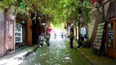 حي القيمرية في دمشق