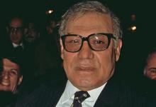 صورة دمشق 1989 – فريد شوقي في افتتاح مهرجان دمشق السينمائي السادس