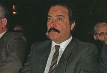 صورة دمشق 1989 – يوسف شعبان في افتتاح مهرجان دمشق السينمائي السادس