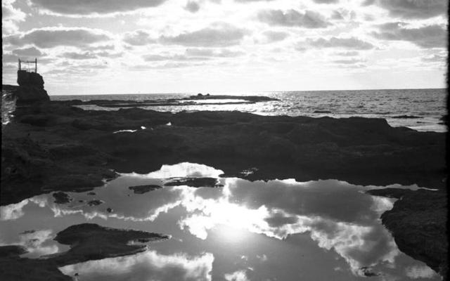 اللاذقية 1942 - صخرة البطرني