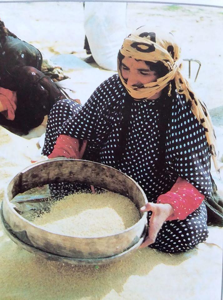 وجه من الرقة .. مجلة العربي عام 1999 (2)