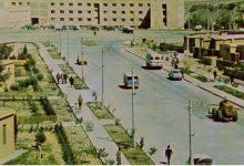الرقة 1972-  مدينة الطبقة