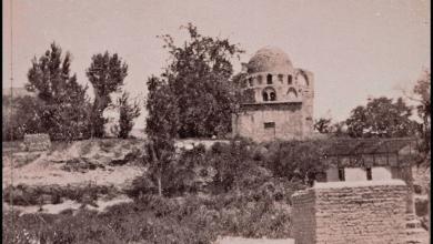 دمشق 1922- المدرسة الفروخشاهية ..