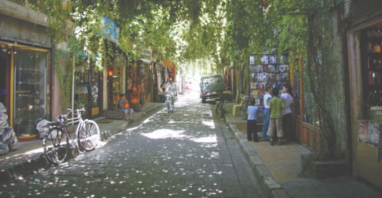 القيمرية: أحد أقدم أحياء مدينة دمشق القديمة