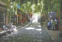 صورة القيمرية: أحد أقدم أحياء مدينة دمشق القديمة