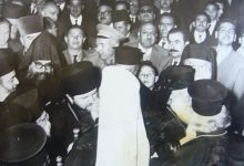 دمشق 1962- من زيارة البطريرك البلغاري إلى الكرسي الأنطاكي