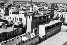دمشق 1964- مسجد يلـبـغا ..