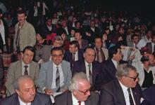 صورة دمشق 1989 –  افتتاح مهرجان دمشق السينمائي السادس (2)